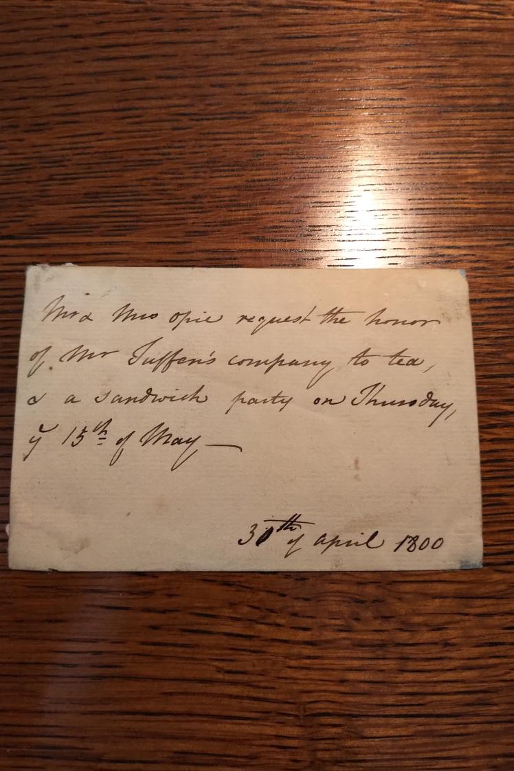 30 April 1800