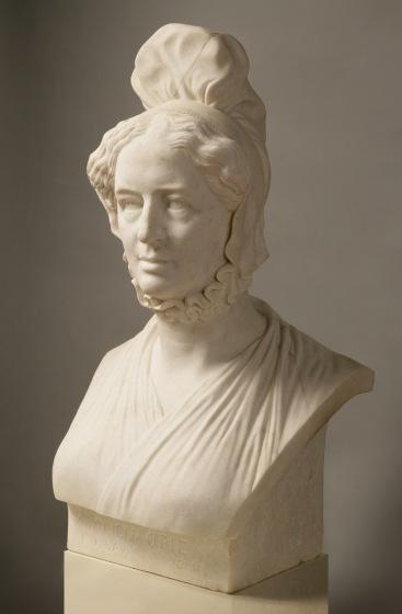 David d'Angers bust 1